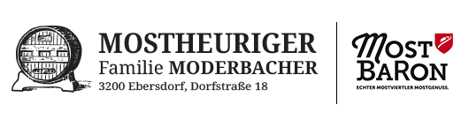 Mostheuriger Familie Moderbacher | Mostbaron